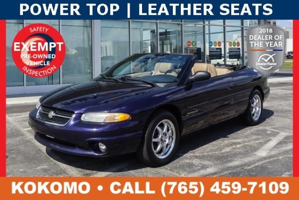 Chrysler Sebring 1998 $3000.00 incacar.com