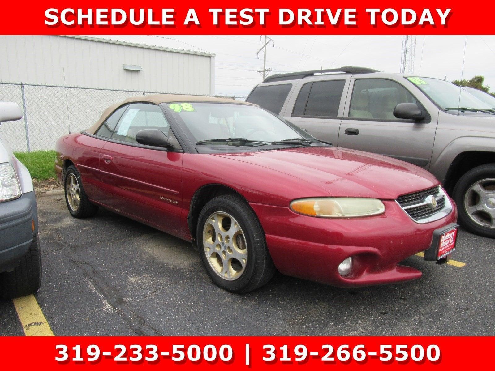Chrysler Sebring 1998 $3500.00 incacar.com