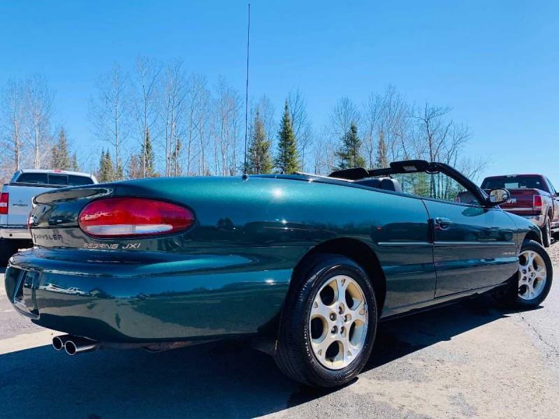 Chrysler Sebring 1998 $4495.00 incacar.com