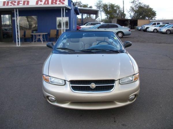 Chrysler Sebring 1998 $3999.00 incacar.com