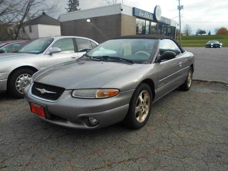 Chrysler Sebring 1999 $3850.00 incacar.com