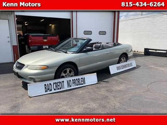 Chrysler Sebring 2000 $1499.00 incacar.com