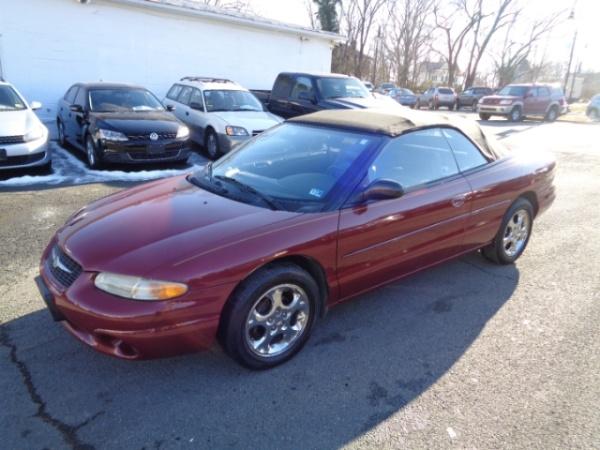 Chrysler Sebring 2000 $5650.00 incacar.com