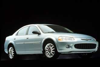 Chrysler Sebring 2001 $5995.00 incacar.com