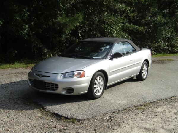 Chrysler Sebring 2002 $3500.00 incacar.com