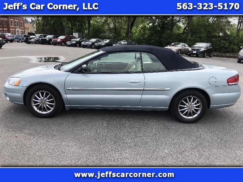 Chrysler Sebring 2002 $5900.00 incacar.com