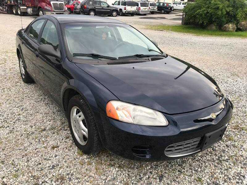 Chrysler Sebring 2002 $1599.00 incacar.com