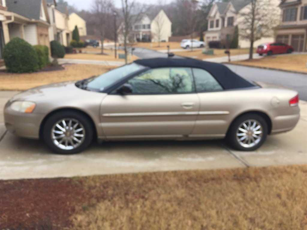 Chrysler Sebring 2002 $3999.00 incacar.com