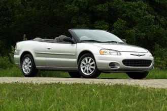 Chrysler Sebring 2003 $2295.00 incacar.com