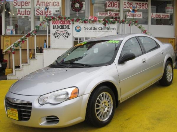 Chrysler Sebring 2004 $3499.00 incacar.com