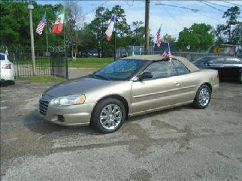 Chrysler Sebring 2004 $3500.00 incacar.com
