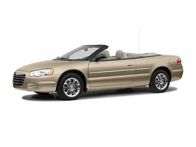 Chrysler Sebring 2004 $1594.00 incacar.com