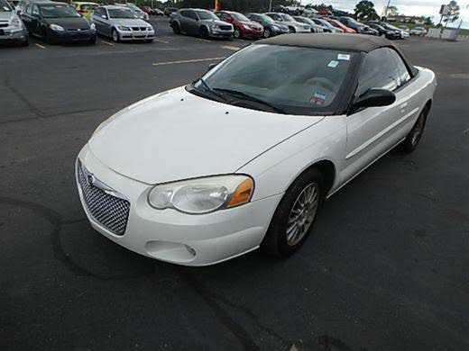 Chrysler Sebring 2004 $900.00 incacar.com