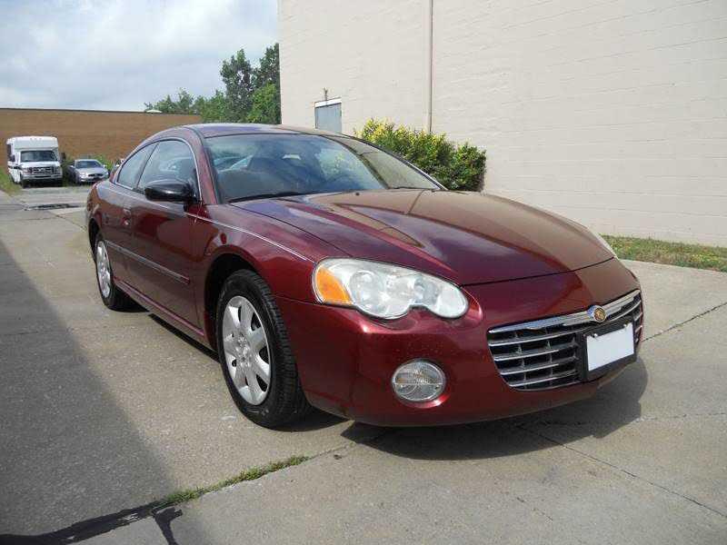 Chrysler Sebring 2004 $2375.00 incacar.com
