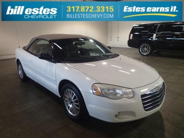 Chrysler Sebring 2004 $3521.00 incacar.com