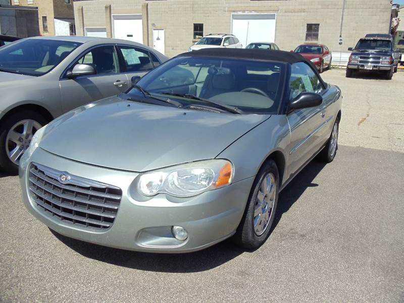 Chrysler Sebring 2004 $3850.00 incacar.com
