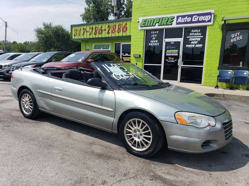 Chrysler Sebring 2004 $1695.00 incacar.com