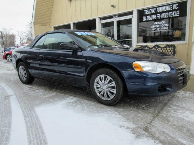 Chrysler Sebring 2005 $3995.00 incacar.com