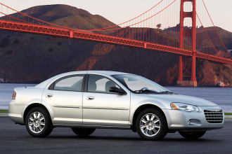 Chrysler Sebring 2005 $1360.00 incacar.com