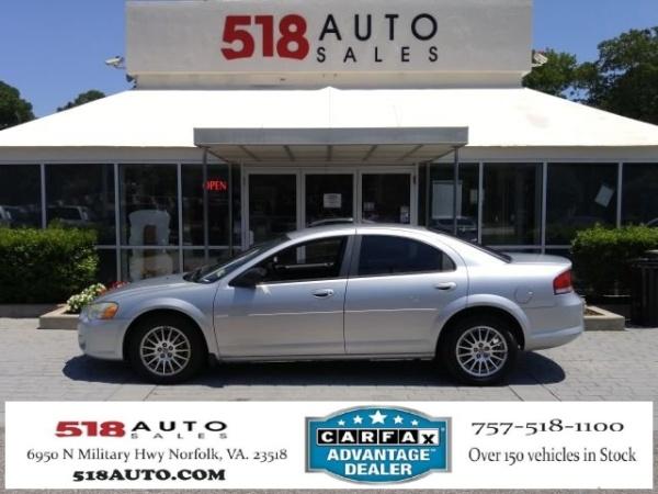 Chrysler Sebring 2006 $3500.00 incacar.com