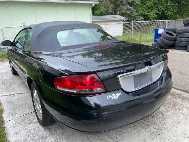 2006 Chrysler Sebring GTC