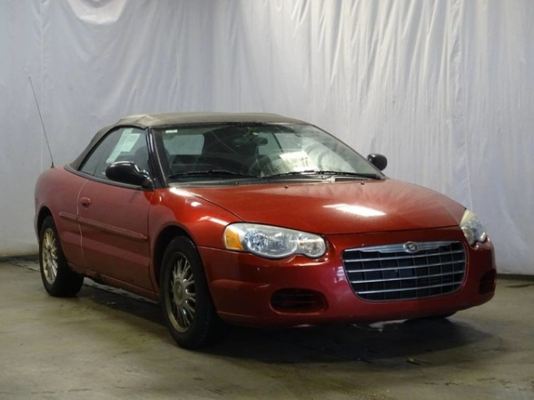 Chrysler Sebring 2006 $3471.00 incacar.com