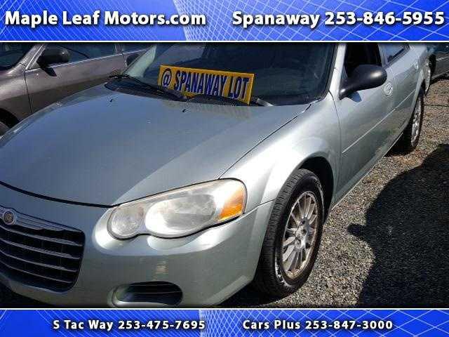Chrysler Sebring 2006 $1877.00 incacar.com