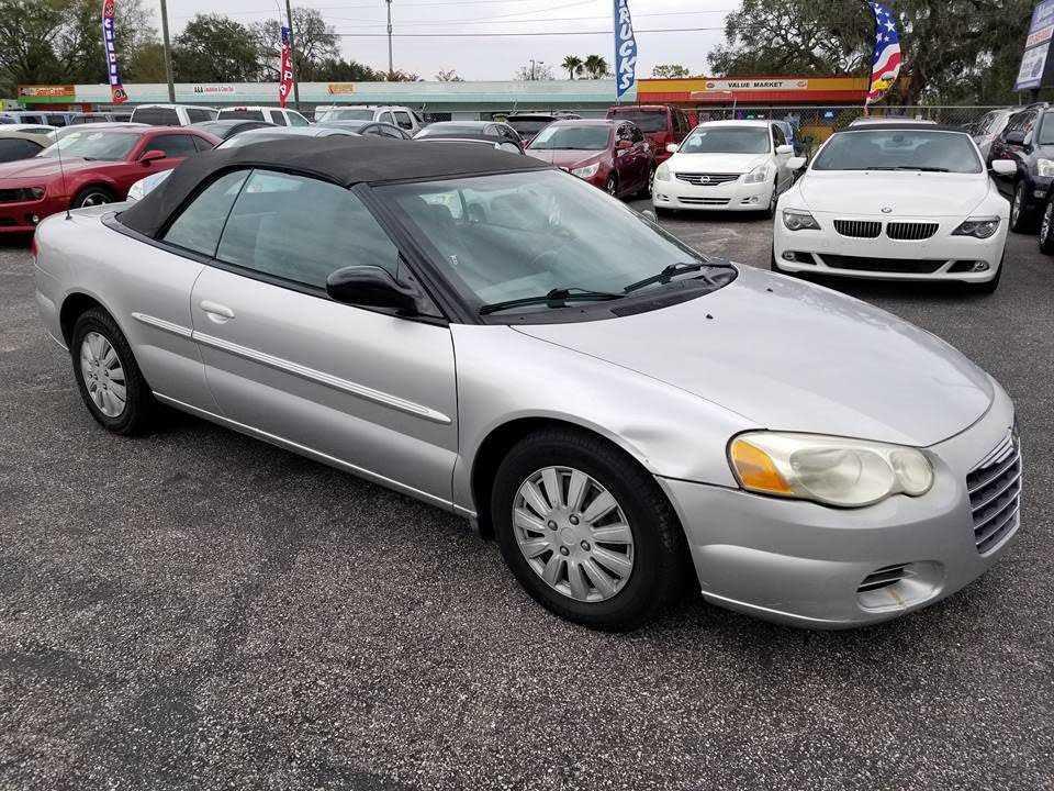 Chrysler Sebring 2006 $2495.00 incacar.com