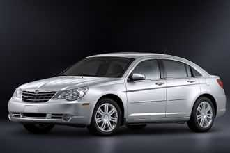 Chrysler Sebring 2007 $5991.00 incacar.com