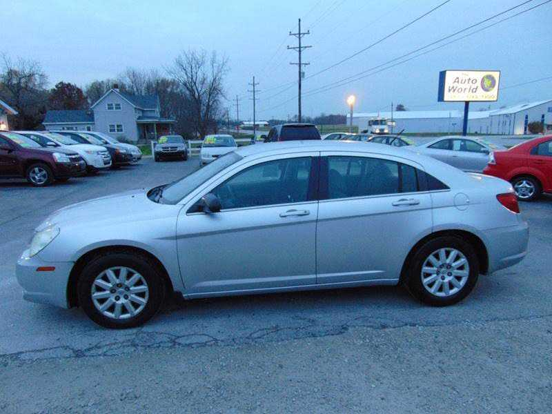 Chrysler Sebring 2007 $1600.00 incacar.com