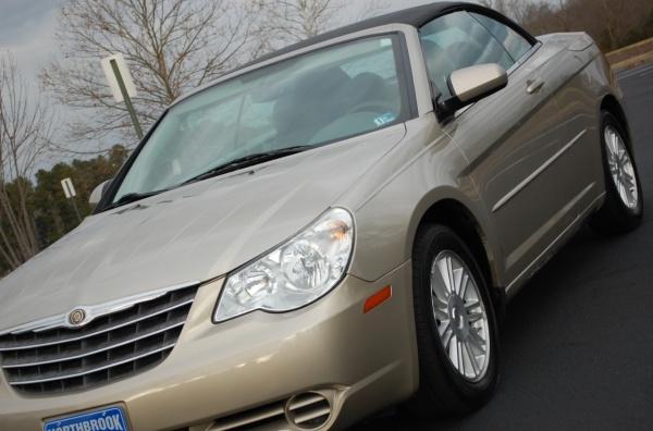 Chrysler Sebring 2008 $3588.00 incacar.com