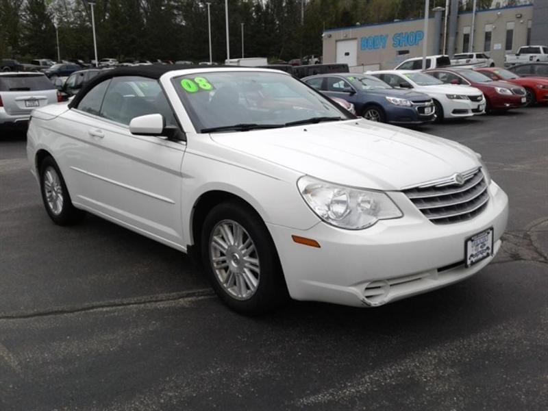 Chrysler Sebring 2008 $3495.00 incacar.com