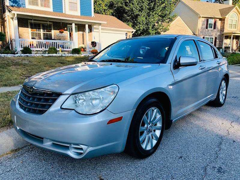 used Chrysler Sebring 2010 vin: 1C3CC5FB9AN130989