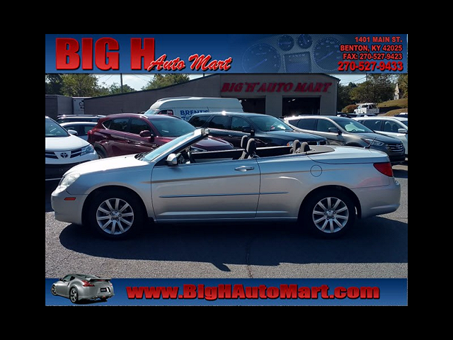 used Chrysler Sebring 2010 vin: 1C3BC5ED0AN127901