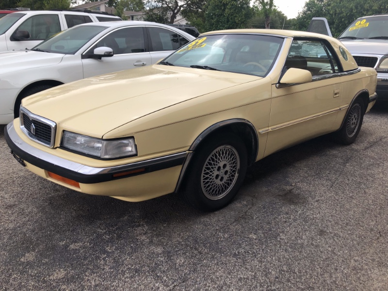 Chrysler TC 1989 $6900.00 incacar.com
