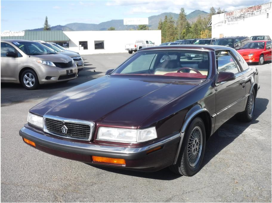 Chrysler TC 1989 $5999.00 incacar.com