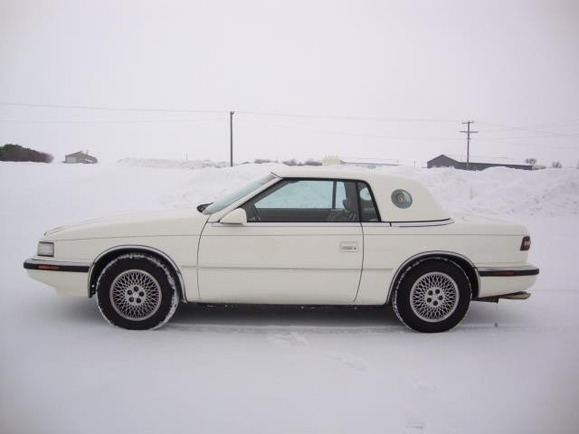 Chrysler TC 1991 $10950.00 incacar.com
