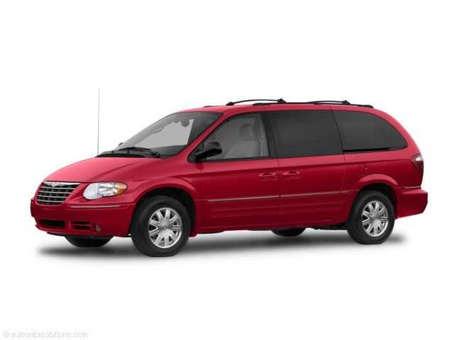 Chrysler TOWN & COUNTRY 2007 $7990.00 incacar.com