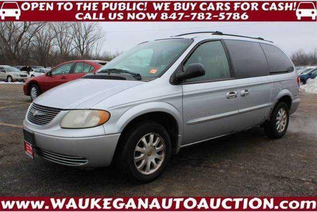 Chrysler TOWN & COUNTRY 2001 $600.00 incacar.com
