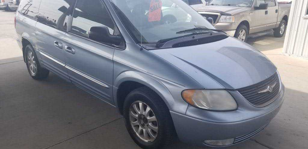 Chrysler TOWN & COUNTRY 2003 $1988.00 incacar.com