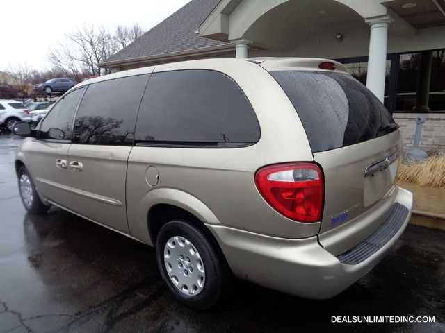 Chrysler TOWN & COUNTRY 2003 $995.00 incacar.com