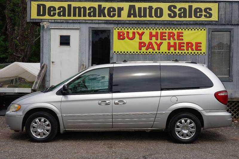Chrysler TOWN & COUNTRY 2005 $995.00 incacar.com