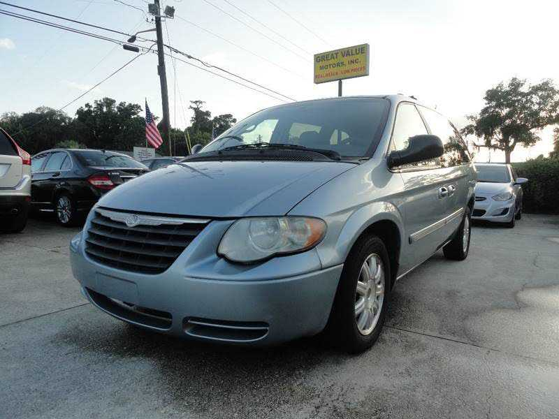 Chrysler TOWN & COUNTRY 2005 $1200.00 incacar.com