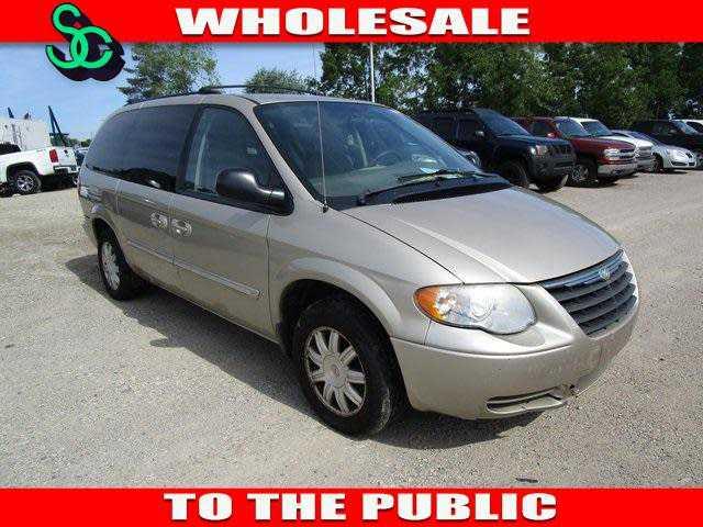 Chrysler TOWN & COUNTRY 2006 $1733.00 incacar.com