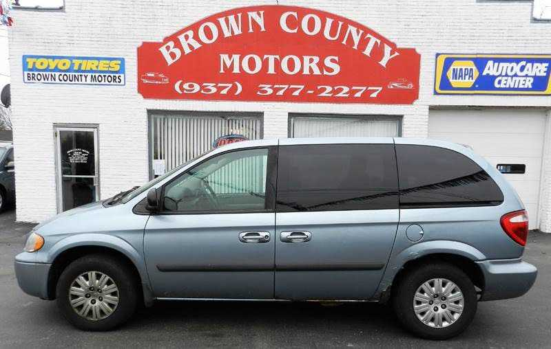 Chrysler TOWN & COUNTRY 2006 $1395.00 incacar.com