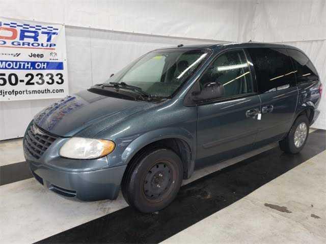 Chrysler TOWN & COUNTRY 2006 $1476.00 incacar.com