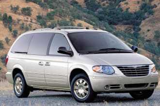 Chrysler TOWN & COUNTRY 2006 $1500.00 incacar.com