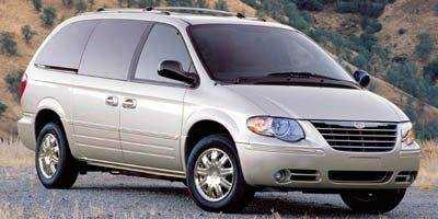 Chrysler TOWN & COUNTRY 2006 $1750.00 incacar.com