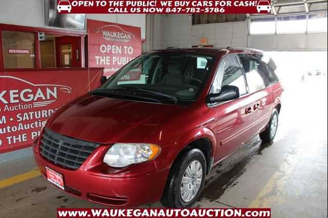 Chrysler TOWN & COUNTRY 2006 $900.00 incacar.com