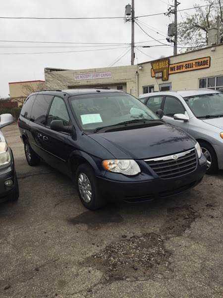 Chrysler TOWN & COUNTRY 2007 $1495.00 incacar.com